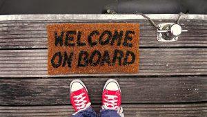 Wir wollen Ria herzlich begrüßen!